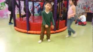 Koi Den Stanahme - dancing moves for kids choreography by Alexander