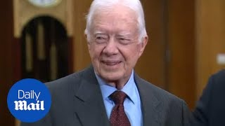 Life and times of the 39th President Jimmy Carter