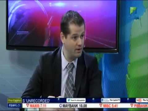Interview Erik Gielen with Capital TV Malaysia