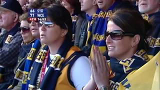 Fourth quarter and post-match -  2006 AFL Grand Final - Festival of the Boot