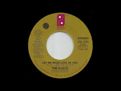The O'Jays ~ Let Me Make Love To You mp3