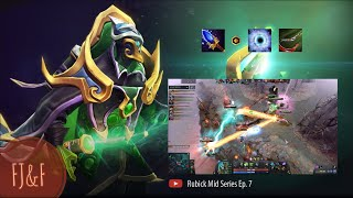 Dota 2 Rubick Mid Series Ep.  7 - Hook Lord