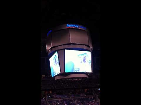 Orlando Magic 2011-12 Game Introduction