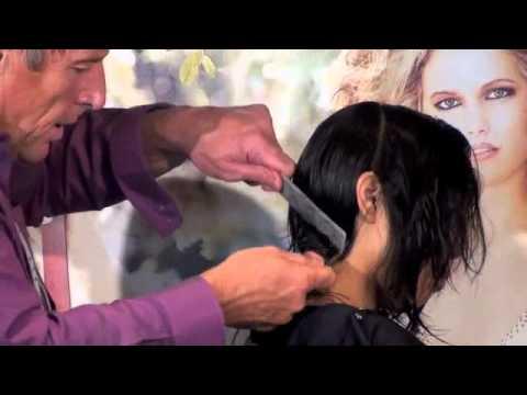 Cosmetology Haircut 2 Demo Riccardo Altiery Layering Hair Like