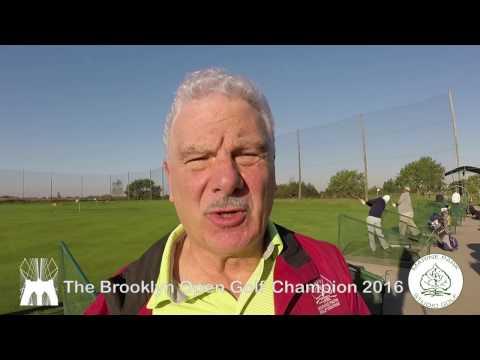 The Brooklyn Open 2016 Champion
