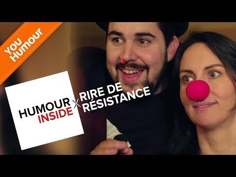 HUMOUR INSIDE - Rire de Résistance
