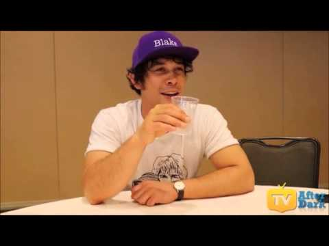 Bob does his Bellamy accent  SDCC