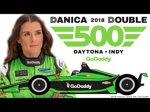 DANICA PATRICK INDY 500 TEAM DETAILS CONFIRMED
