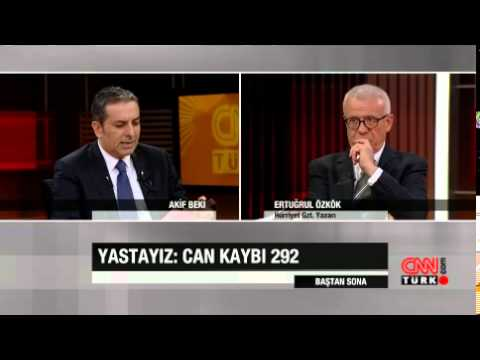 Ertuğrul Özkök Akif Beki'nin sorularını yanıtladı: Baştan Sona - 16.05.2014