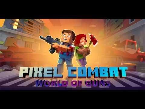 Pixel Combat: World of Guns   Trailer   GS Games