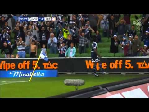 Melbourne Victory Top 10 Goals Season 2013/14