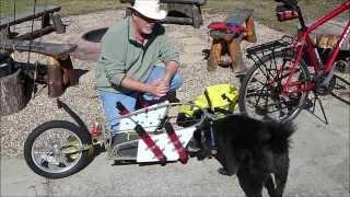 Diy Bike Fishing Rod Holder, Pt 2,
