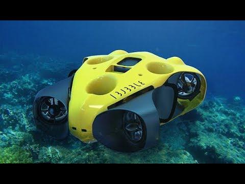 5 AMAZING Underwater Drones