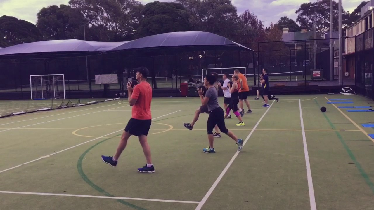 Boot camp inner west