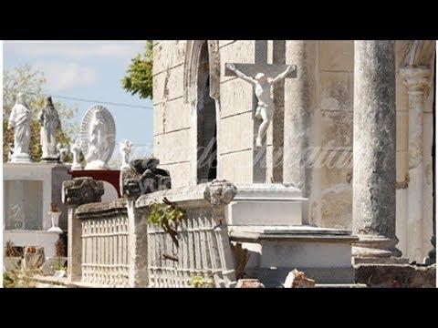 Famosos que descansan en los cementerios de Mérida