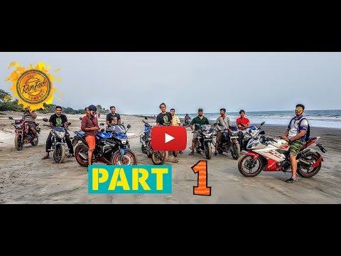 RonEash | Dhaka-Barisal-Kuakata-Khulna-Dhaka | BDM | Motorbike Tour | Part 1