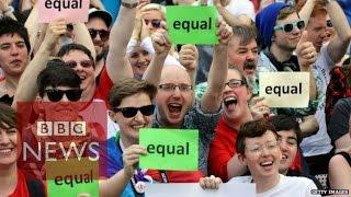 Gay marriage: Ireland