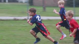 i9 Sports 352: Northside Flag Football Highlights (9/29)