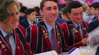 TSS Year 12 Final Chapel and Dinner 2016