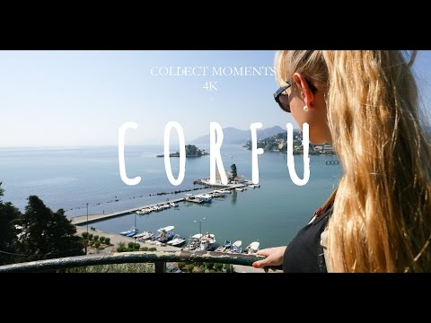 CORFU 4K | Travel the world in 60 seconds | Ronin M GH4
