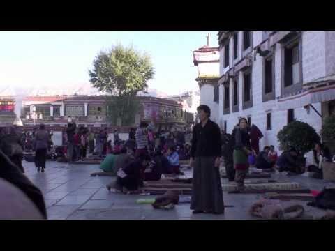 Voyage à vélo - Partie 2 : Tibet 1/2