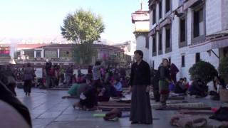 Voyage à vélo - Partie 2 : Tibet 1/2 TRAVEL_VIDEO