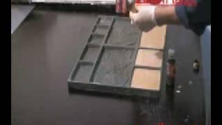 Окраска дикого камня. Дизайн интерьера от Zikam Stone(, 2009-01-31T12:45:32.000Z)