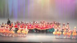 2016 twinkle dance closing