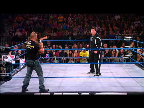 Joseph Park challenges his brother Abyss (November 21, 2013)