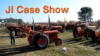 Albert City Threshermen Tractor Show and Parade - Featuring JI Case 175th year anniversary