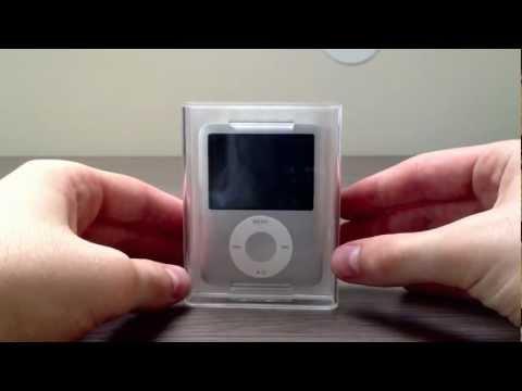 Apple Ipod Nano 3rd Generation Unboxing