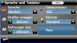 E4430 64er GoPal 7 Sprachausgabe TMC