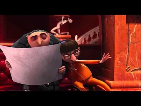 Vector escena de gru mi villano favorito youtube for Gru mi villano favorito