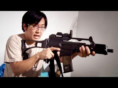 Realistic Gun Props