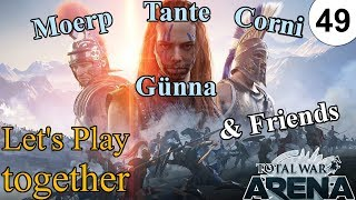 Video Total War Arena   LPT   49   Mit Tante Günna & Friends   Alles versucht download MP3, 3GP, MP4, WEBM, AVI, FLV November 2018