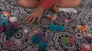 Updated Girls Pacifier Collection for Reborn and Silicone Baby Dolls