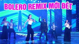 BOLERO Remix Mới Đét 2020 - LK Bolero Nhạc Vàng Remix Quá Phê