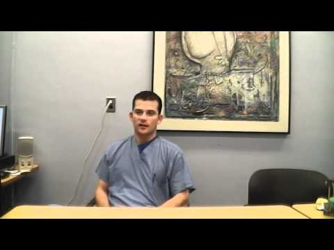 Dr. Fenton discusses his pathway to oral and maxillofacial surgery.