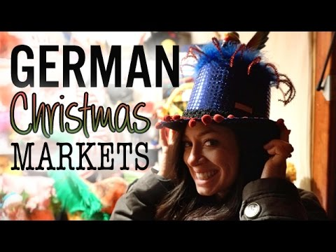 GERMAN CHRISTMAS MARKETS - Cologne, Germany