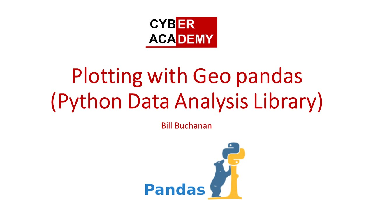 Plotting with Geo Pandas - Reading geojson