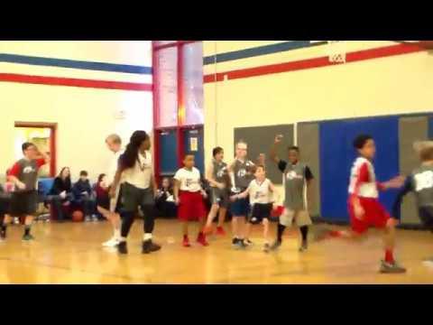 "2018 02 04 ""THE SHOCKERS"" i9Sports Basketball Hermitage High School Henrico, VA"