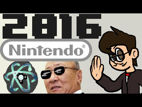 Atomic Opinion: Nintendo's Plans for 2016.