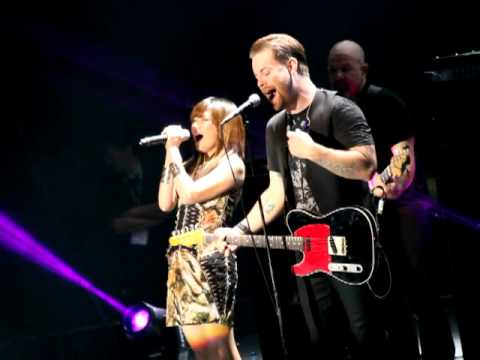 David Cook feat. Yeng Constantino - Always Be My Baby [Live in Manila 2012]