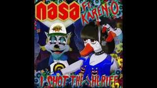 N.A.S.A. - I Shot the Sheriff (feat. Karen O)