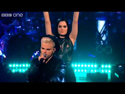 Jessie J e Vince duet 'Nobody's Perfect' - The Voice UK