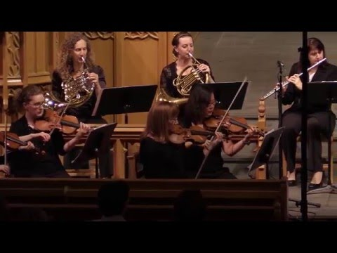 The Oak City Chamber Orchestra - Knoxville- Summer of 1915 - Samuel Barber