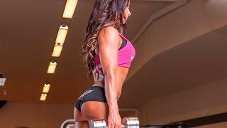 HOT Bikini Babe Fitness Motivation // Nordic Fitness Athlete # Anne-Cathrine Westby