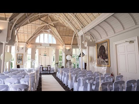 Audleys Wood Hotel - Weddings - Hand Picked Hotels