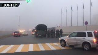 Во Владивостоке идёт подготовка к переговорам Путина и Ким Чен Ына