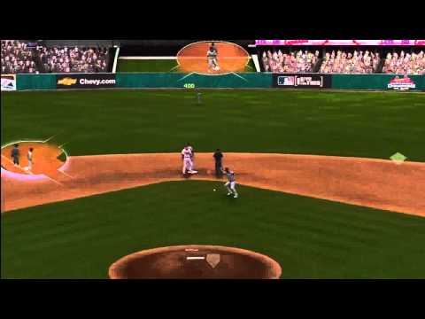 Lets Play MLB 2K8 With lane Pt 2